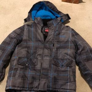 Tony Hawk snowboard jacket